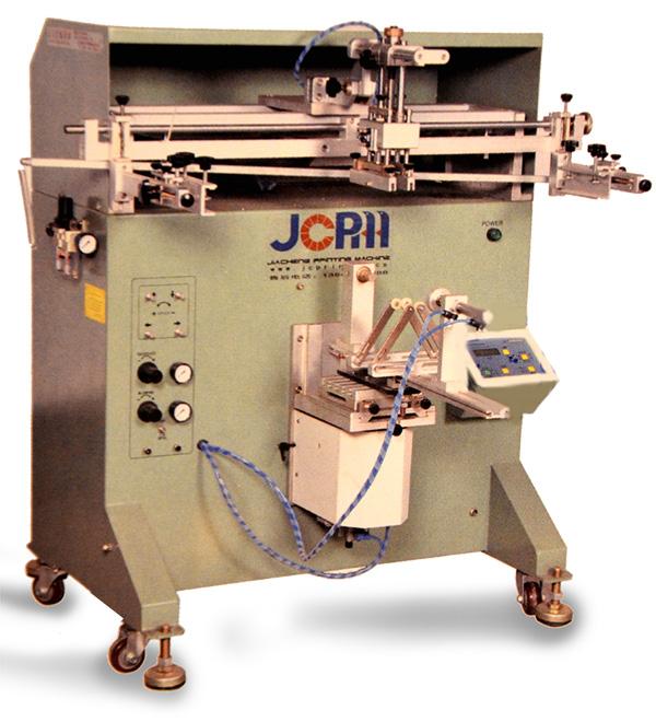 دستگاه چاپ سیلک JC-650F/R