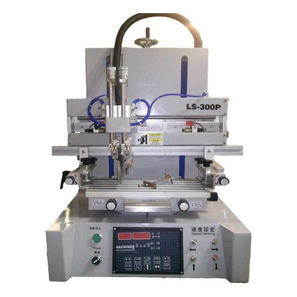 دستگاه چاپ سیلک رومیزی