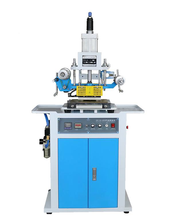 دستگاه چاپ طلاکوب پنوماتیک