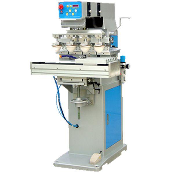 دستگاه چاپ چهار رنگ شاتل