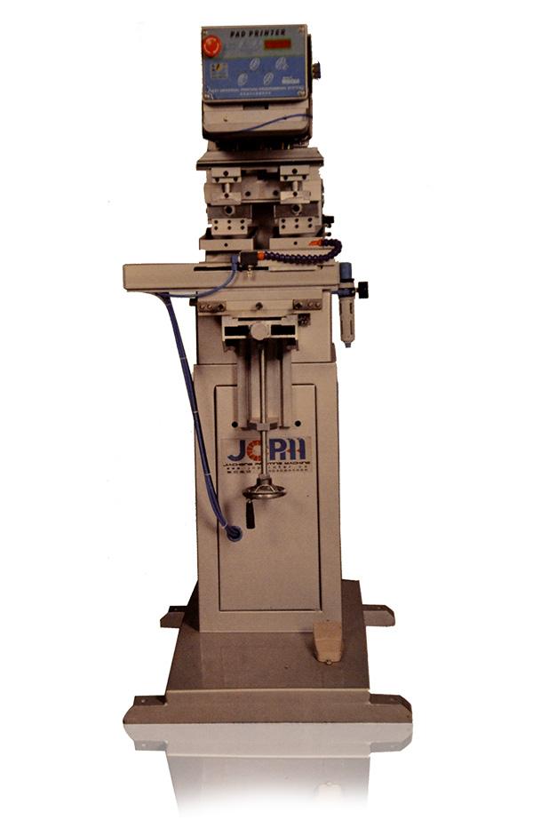 دستگاه چاپ تامپو دو رنگ