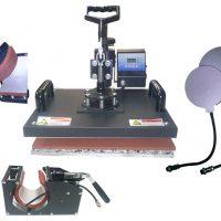 دستگاه چاپ سابلیمیشن 6 قالب