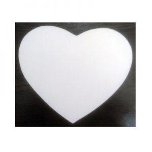 پد موس قلبی شکل